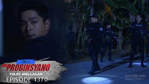 Cardo, muling natakasan ang Black Ops kasama si Lia