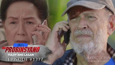 Ang Probinsyano: Delfin, ipinaalam kay Lola Flora ang pagkawala ni Cardo   Episode # 1377 Image Thumbnail