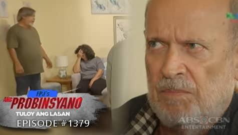 Ang Probinsyano: Delfin, pinahigpitan ang pagbabantay kina Teddy at Virgie | Episode # 1379 Image Thumbnail