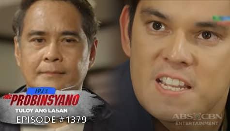 Ang Probinsyano: Lito, ginamit si Cardo laban kay Renato | Episode # 1379 Image Thumbnail
