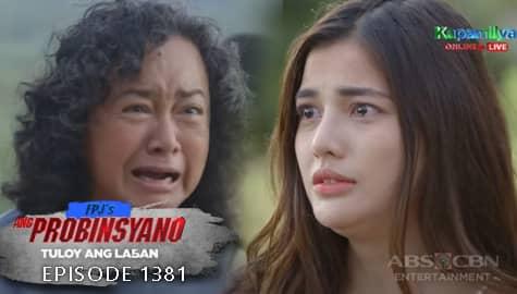 Ang Probinsyano: Lia, humingi ng tawad sa pagkamatay ni Alyana | Episode # 1381 Image Thumbnail