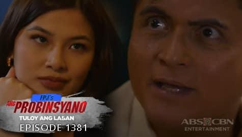Ang Probinsyano: Mariano, ipinahanda ang kanilang date ni Cassandra | Episode # 1381 Image Thumbnail