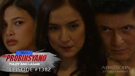 Ang Probinsyano: Ellen, napigilan ang date nina Cassandra at Mariano | Episode # 1382 Image Thumbnail