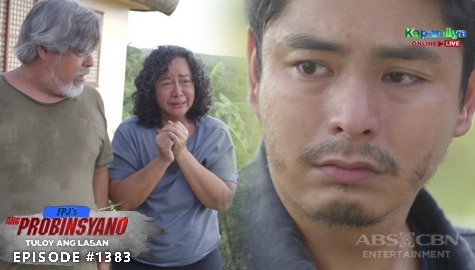 Ang Probinsyano: Virgie at Teddy, humingi ng tawad kay Cardo | Episode # 1383 Image Thumbnail