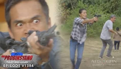 Ang Probinsyano: Jacob, nanggigil sa galit sa pagtakas ng Task Force Agila | Episode # 1384 Image Thumbnail