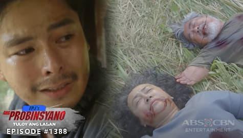 Ang Probinsyano: Cardo, humingi ng tawad sa pagpanaw nina Teddy at Virgie | Episode # 1388 Image Thumbnail