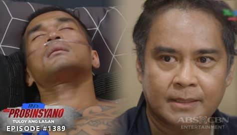 Ang Probinsyano: Renato, labis ang pag-aalala sa kalagayan ni Jacob | Episode # 1389 Image Thumbnail