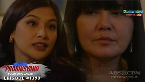 Ang Probinsyano: Cassandra, ipinaalam ang plano ni Renato kay Lily | Episode # 1390 Image Thumbnail