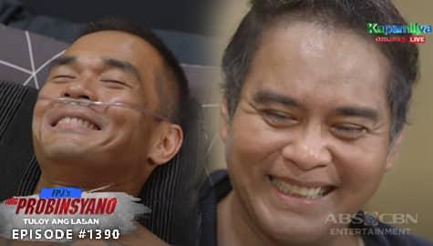 Ang Probinsyano: Renato, masaya sa muling paggising ni Jacob | Episode # 1390 Image Thumbnail