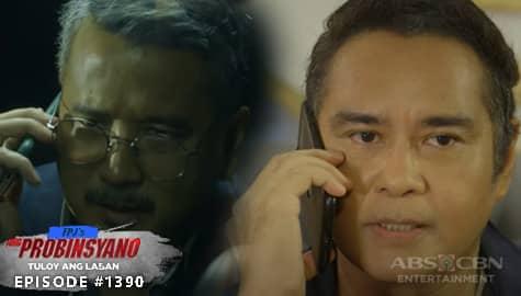 Ang Probinsyano: Renato, sinuportahan ang plano ni Enrique kay Lito | Episode # 1390 Image Thumbnail