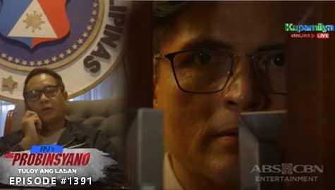 Ang Probinsyano: Mariano, napansin ang kilos ni Renato | Episode # 1391 Image Thumbnail
