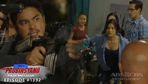 Ang Probinsyano: Lia, hinarang ang galit nila Cardo sa kaniyang Ama | Episode # 1392 Image Thumbnail