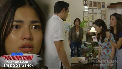 Ang Probinsyano: Lia, nakumpirma ang katotohanan tungkol sa kaniyang Ama | Episode # 1404 Image Thumbnail