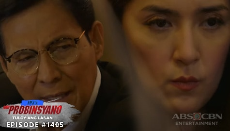 Ang Probinsyano: Art, binalaan si Ellen tungkol kay Renato | Episode # 1405 Image Thumbnail