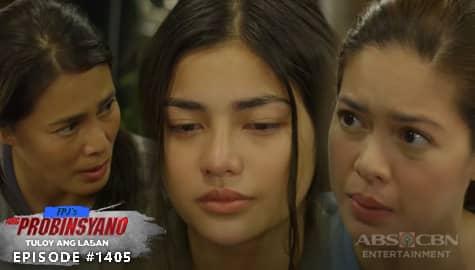 Ang Probinsyano: Diana at Roxanne, pinayuhan ang problema ni Lia | Episode # 1405 Image Thumbnail