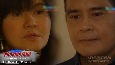 Ang Probinsyano: Lily, kampante na mapapabagsak ni Lito si Renato | Episode # 1407 Image Thumbnail