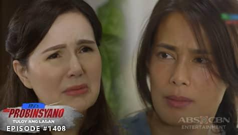 Ang Probinsyano: Diana, pinayuhan si Amalia sa problema nila ni Fernando | Episode # 1408 Image Thumbnail