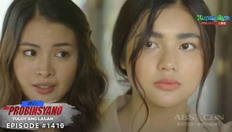 Ang Probinsyano: Audrey, ikinuwento kay Lia ang kaniyang paghanga kay Cardo | Episode # 1410 Image Thumbnail