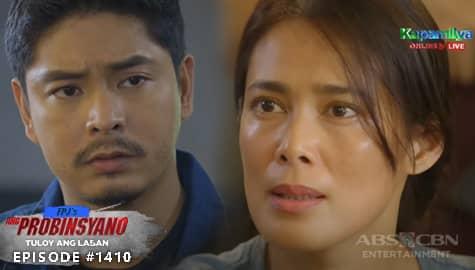 Ang Probinsyano: Cardo, nainis sa ginawang desisyon ni Diana | Episode # 1410 Image Thumbnail