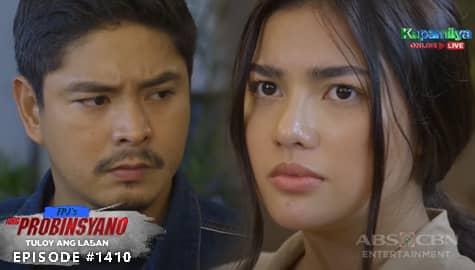 Ang Probinsyano: Lia, ipinaalam ang kaniyang plano kay Cardo | Episode # 1410 Image Thumbnail