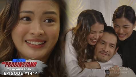 Ang Probinsyano: Audrey at Lia, emosyonal nang maayos ang problema ng kanilang pamilya | Episode # 1414 Image Thumbnail
