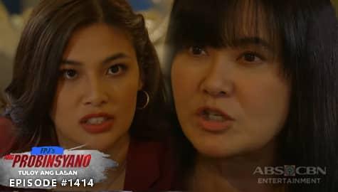 Ang Probinsyano: Lily, pinayuhan ang kilos ni Cassandra | Episode # 1414 Image Thumbnail