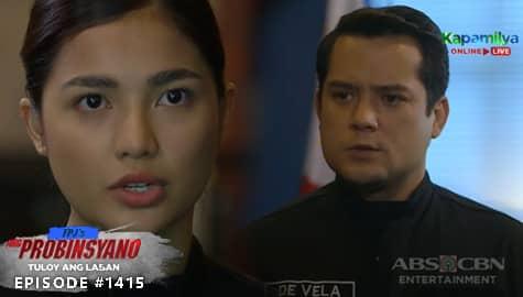 Ang Probinsyano: Lia, ipinamukha ang pagiging makasarili ni Albert | Episode # 1415 Image Thumbnail