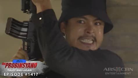 Ang Probinsyano: Cardo, napalaban sa dami ng Black Ops | Episode # 1417 Image Thumbnail