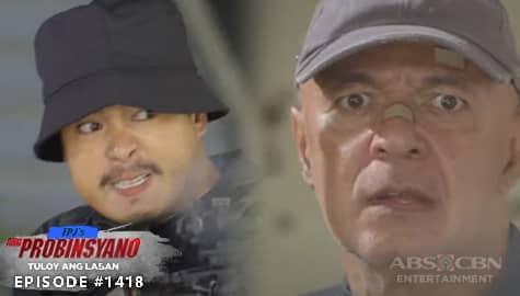 Ang Probinsyano: Ramil, iniwan sa laban si Cardo | Episode # 1418 Image Thumbnail