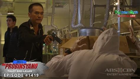 Ang Probinsyano: Jacob, nagalit sa kaniyang mga tauhan sa drug lab | Episode # 1419 Image Thumbnail