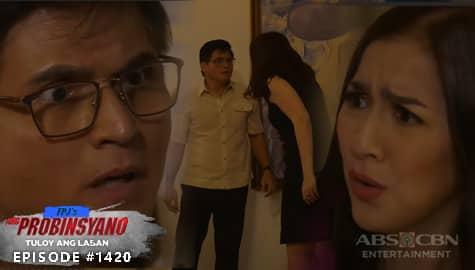 Ang Probinsyano: Mariano, inabangan sa dilim si Ellen | Episode # 1420 Image Thumbnail