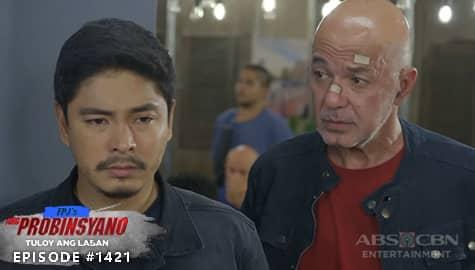 Ang Probinsyano: Cardo, muling pinatawad si Ramil | Episode # 1421 Image Thumbnail