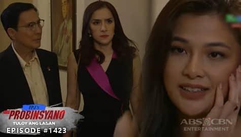 Ang Probinsyano: Cassandra, pinaringgan si Ellen sa harap ni Art | Episode # 1423 Image Thumbnail