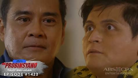 Ang Probinsyano: Renato, nagalit sa ginawang gulo ni Mariano | Episode # 1423 Image Thumbnail