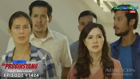 Ang Probinsyano: Diana, nakaisip ng paraan para mahanap si Audrey | Episode # 1424 Image Thumbnail