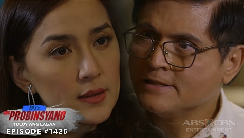 Ang Probinsyano: Mariano, binalaan si Ellen sa plano ni Renato   Episode # 1426 Image Thumbnail