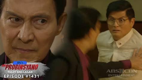 Ang Probinsyano: Art, sinugod at sinapak si Mariano | Episode # 1431 Image Thumbnail