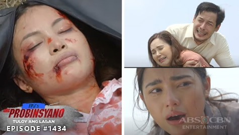 Ang Probinsyano: Pamilya Mante, naluha nang makita ang bangkay ni Audrey   Episode # 1434 Image Thumbnail