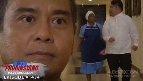 Ang Probinsyano: Renato, pinabantayan sa kaniyang tauhan sina Ambo at Elizabeth   Episode # 1434 Image Thumbnail