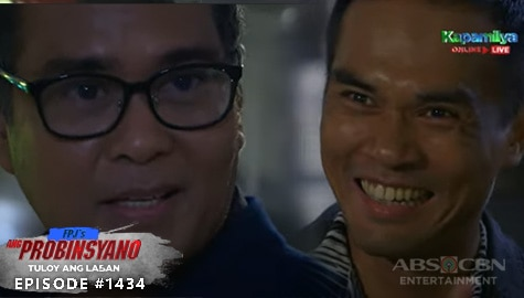 Ang Probinsyano: Renato, sinaid ang kayamanan ni Lito   Episode # 1434 Image Thumbnail