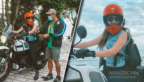WATCH: Julia Montes' First Taping Day in Ilocos for FPJ's Ang Probinsiyano | Online Exclusive