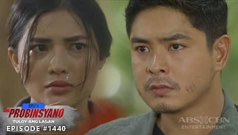 Ang Probinsyano: Lia, nagdesisyon na sumama sa laban nila Cardo | Episode # 1440 Image Thumbnail