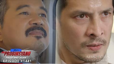 Ang Probinsyano: Fernando, nangako na sisingilin si Enrique | Episode # 1441 Image Thumbnail