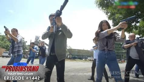 Ang Probinsyano: Task Force Agila, pinasok na ang taguan ni Enrique | Episode # 1442 Image Thumbnail