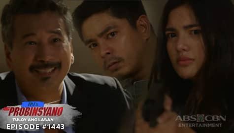 Ang Probinsyano: Enrique, nakiusap kina Cardo at Lia | Episode # 1443 Image Thumbnail