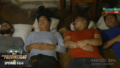 Ang Probinsyano: Task Force Agila, nagkaroon ng masayang usapan bago matulog | Episode # 1454 Image Thumbnail