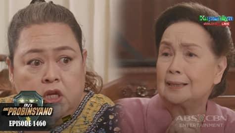 Ang Probinsyano: Lola Flora, hiling na magising sa katotohanan si Oscar | Episode # 1460 Image Thumbnail