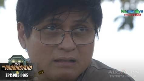 Ang Probinsyano: Oscar, gagawin ang lahat para mahanap si Cardo | Episode # 1465 Image Thumbnail