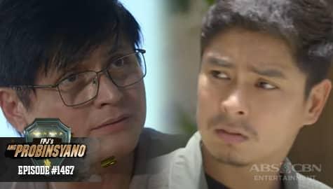 Ang Probinsyano: Oscar, napaisip kung saan hahanapin si Cardo | Episode # 1467 Image Thumbnail