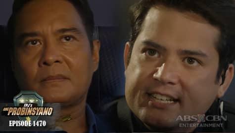 Ang Probinsyano: Albert, hindi natakot sa kapangyarihan ni Renato | Episode # 1470 Image Thumbnail